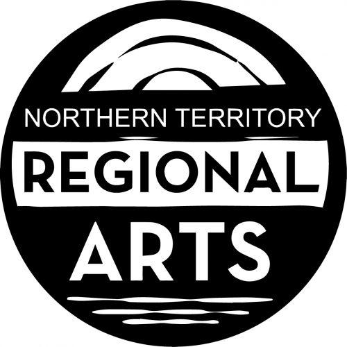 Northern Territory Regional Arts logo
